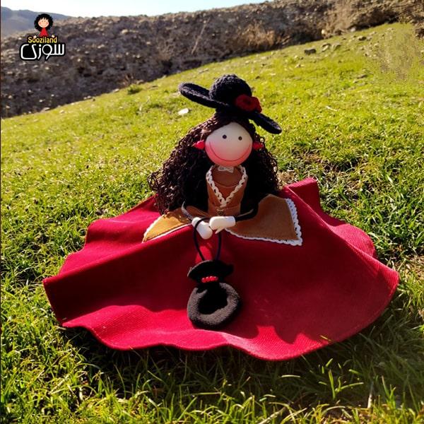 عروسک سوزی کلاسیک مدل دنیرا