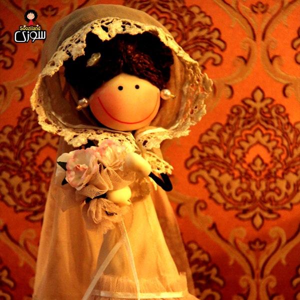 عروسک سوزی عروس مدل شایلی