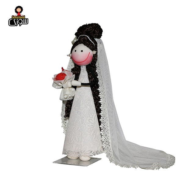 عروسک سوزی عروس مدل سارای