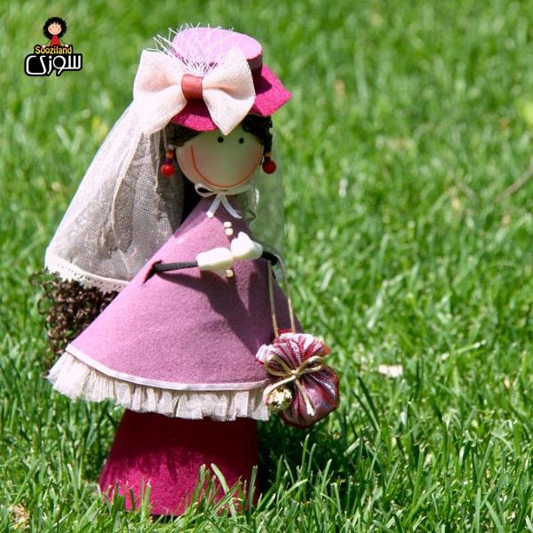 عروسک سوزی کلاسیک مدل راشل