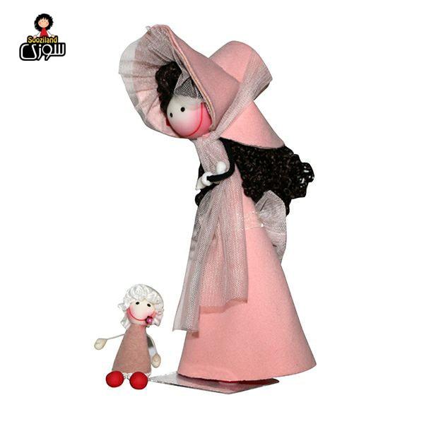 عروسک سوزی مادر مدل سایدا