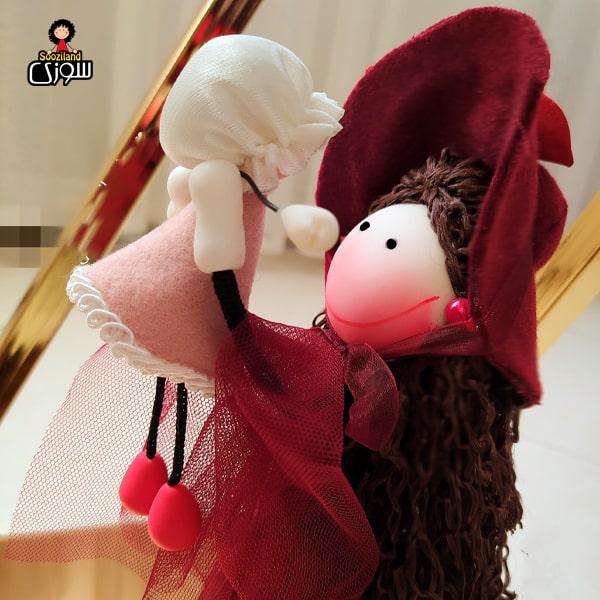 عروسک سوزی کلاسیک مدل دلوان