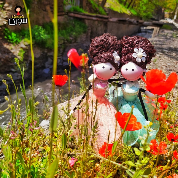 عروسک سوزی کوچک مدل نارمیلا