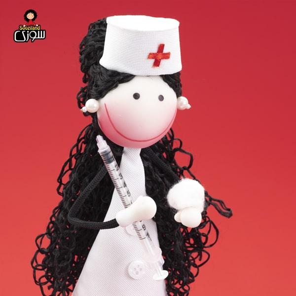عروسک سوزی پرستار مدل هینا