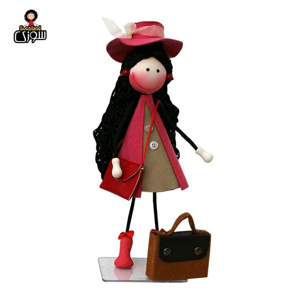 عروسک سوزی خوشحال مدل لورا