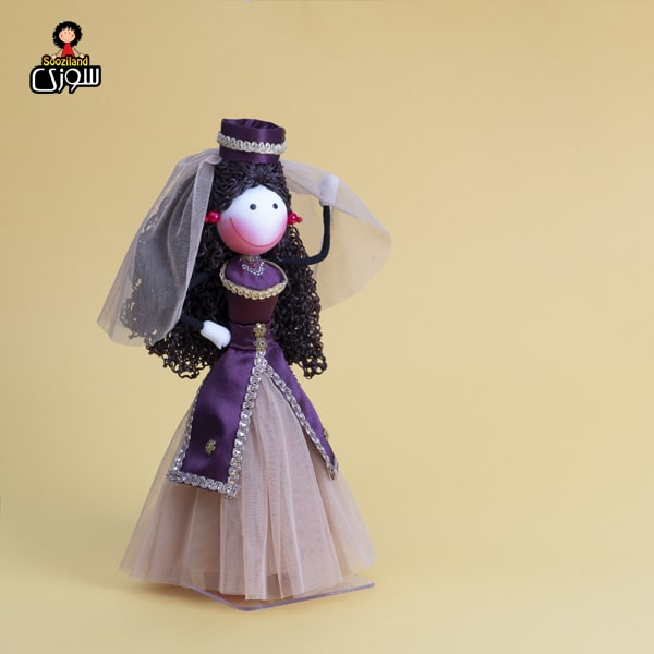 عروسک سوزی سنتی مدل سولین