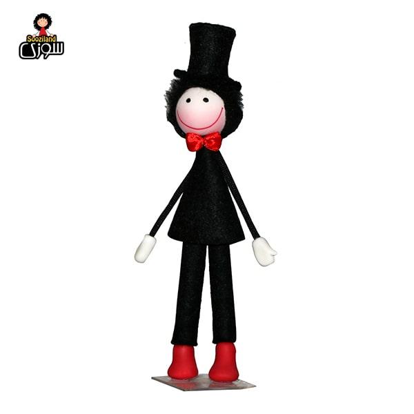 عروسک سوزی داماد مدل دانیار