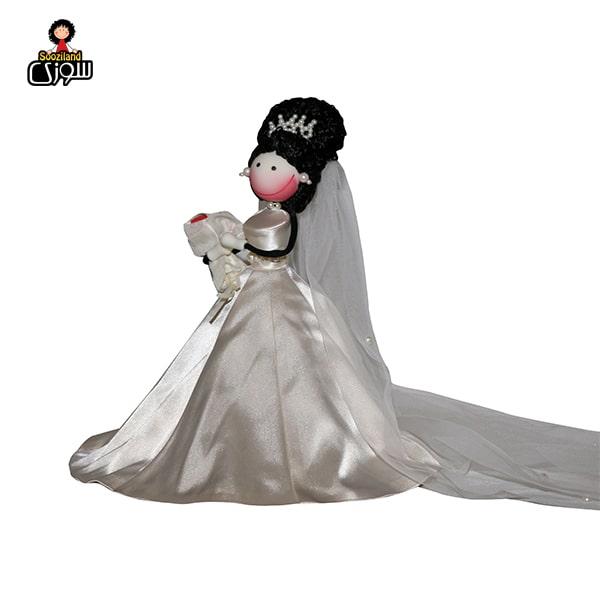 عروسک سوزی عروس مدل ژوان