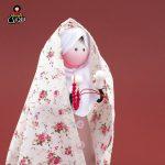 سوزی حجاب دار مدل دلینا