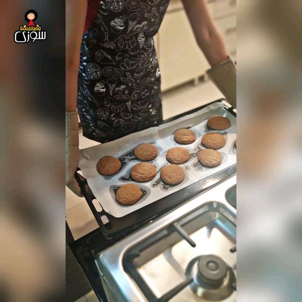 پیش بند آشپزخانه سوزی کد 1060