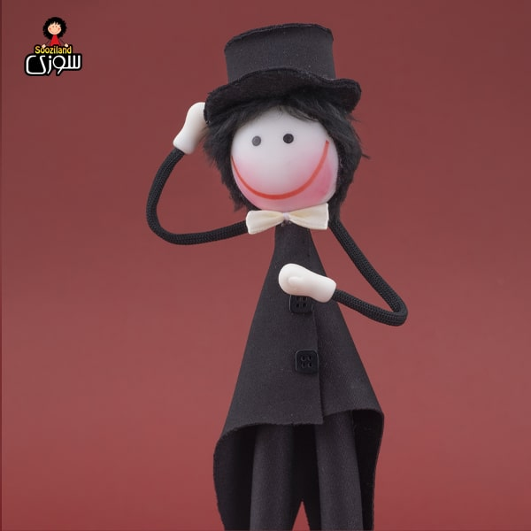 عروسک سوزی داماد مدل هیژا