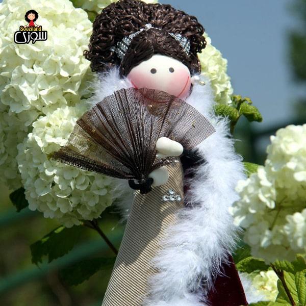 عروسک سوزی کلاسیک مدل ویان