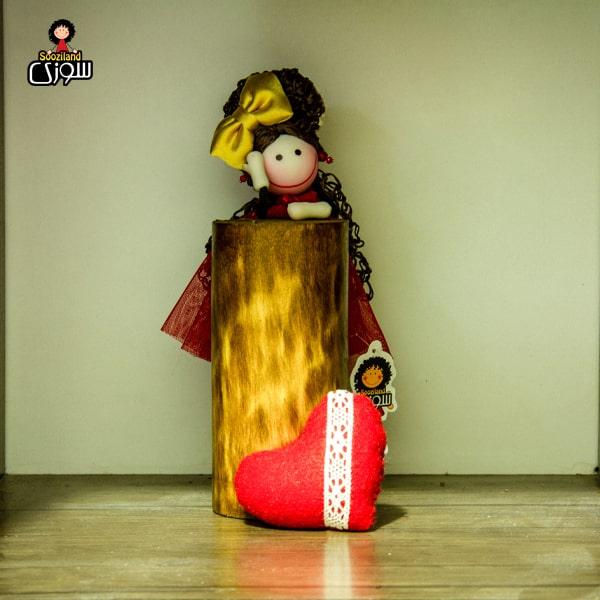 عروسک سوزی خوشحال مدل آنیسا