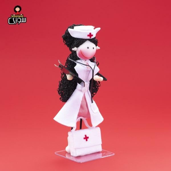 عروسک سوزی دکتر مدل سانیا