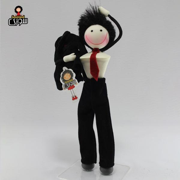 عروسک سوزی داماد مدل هیوا